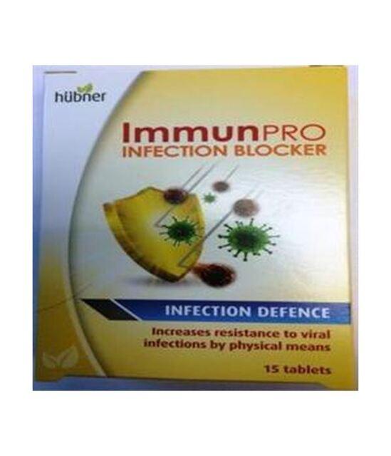Hubner - Immun Pro Ifection Blocker 15 tablet