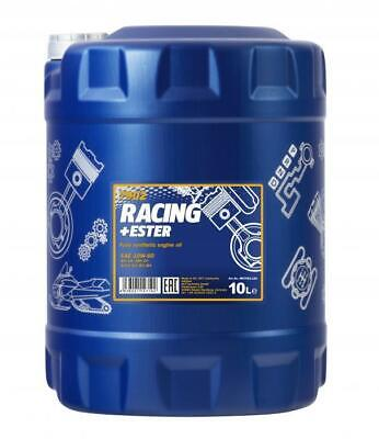 Mannol RACING+ESTER Synthetic Engine Oil 10W-60 10L BMW M Sport Racing