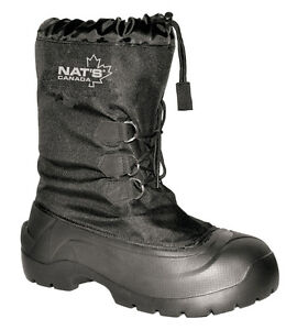 NAT's -118F Snowmobile Boots On Sale No Tax At ORPS