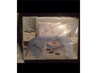 Olaf reversible single duvet - Disney frozen