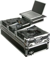 CDJ ROAD CASE with FREE mixer Newcastle Newcastle Area Preview
