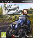 PS3: Farming Simulator 2015