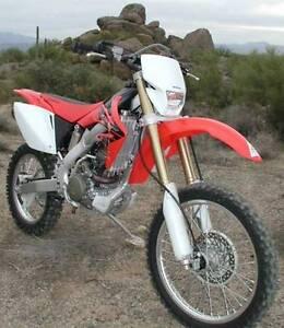 Honda CRF250x motor part out