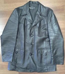 Men's Black Leather Lambskin Jacket