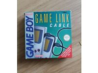 Gameboy cable