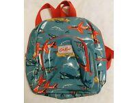 Small boys rucksack