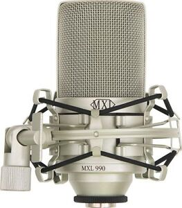 MXL-MXL-990-Condenser-Microphone-with-Shockmount