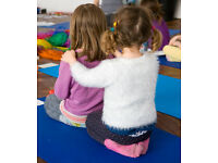 Children's Yoga and Wellbeing Classes St Leonards on sea