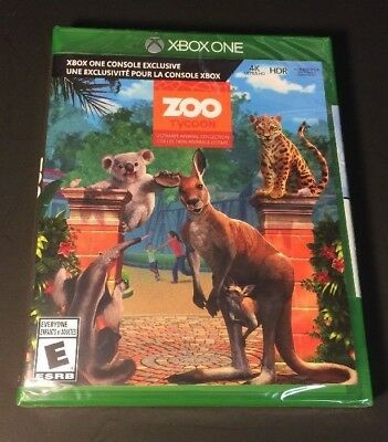 Zoo Tycoon [ Ultimate Animal Collection ]  (XBOX ONE) NEW for sale  Shipping to South Africa