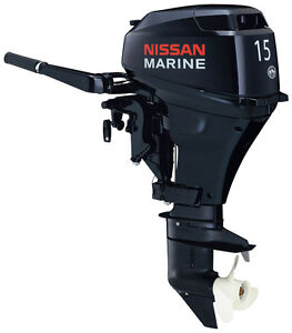 15hp-Nissan-Tohatsu-outboard-boat-motor-15-shaft-NEW-NSF15C1