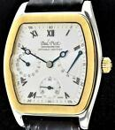 "Paul Picot - ""Firshire"" - 750 Solid Yellow Gold COSC Chronom"