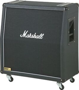 Wanted: Marshall 1960A 4X12 cabinet (Loaded or Unloaded) JCM