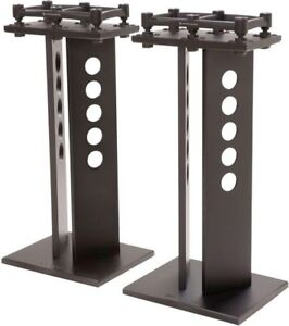 Argosy 420xi studio monitor stands with isoacoustic