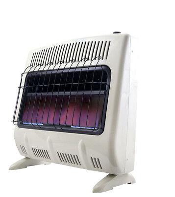 30000 Natural - Mr Heater F299731blue Flame 30000 Btu Natural Gas Vent Free Heater