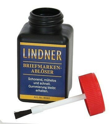 Lindner Briefmarken-Ablöser, Inhalt 100ml. (8060)
