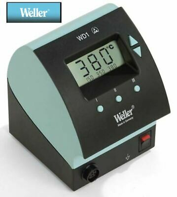 Weller Wd1 Single Channel Micro Digital Soldering Station 95w120v 150 To 850f