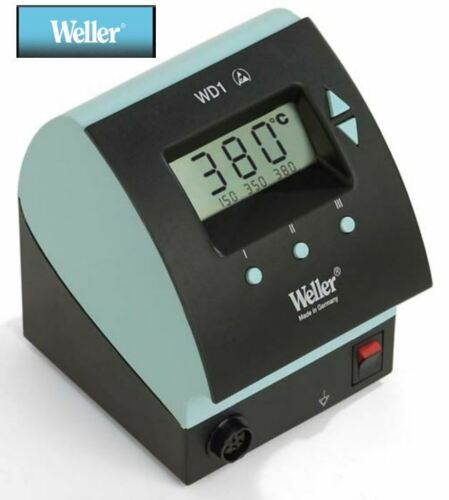 Weller WD1 Single Channel Micro Digital Soldering Station 95W/120V, 150 to 850°F