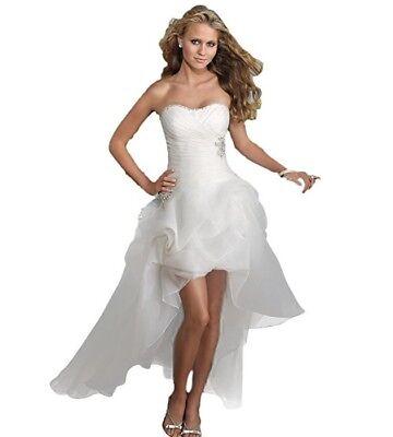 Brautkleid Hochzeitskleid 32 Weiß
