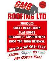 Looking for ROOFERS and LABORERS