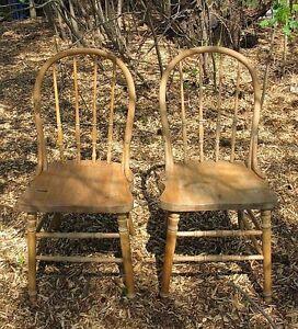 Refinished Antique Chairs & Couple of Farm Tables Gatineau Ottawa / Gatineau Area image 5