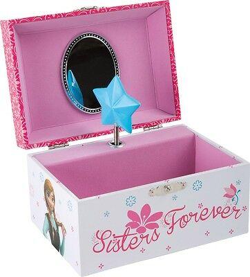 Frozen Schmuckdose mit Spieluhr Schmuckkästchen Schachtel Schatulle für Kinder