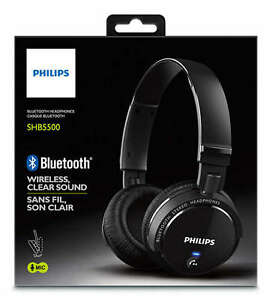 Brand New Philips Bluetooth On-Ear Sound Isolating Headphones