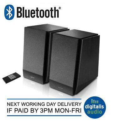 Edifier R1850DB Active Bluetooth Bookshelf Monitor Speakers 2.0 Studio TV MAC PC