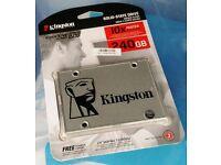 Kingston 240gb uv400 ssd brand new sealed
