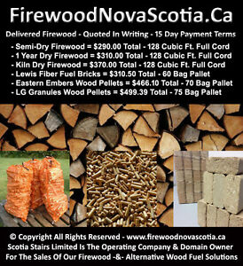 DON'T PAY FOR 15 DAYS - BBB A+ Rated - Leading Firewood Supplier