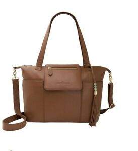 Like brand new lily jade Madeline diaper bag purse in Camel