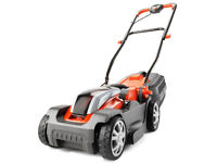 Flymo Mighti Mo 300Li Cordless Lawnmower 40v