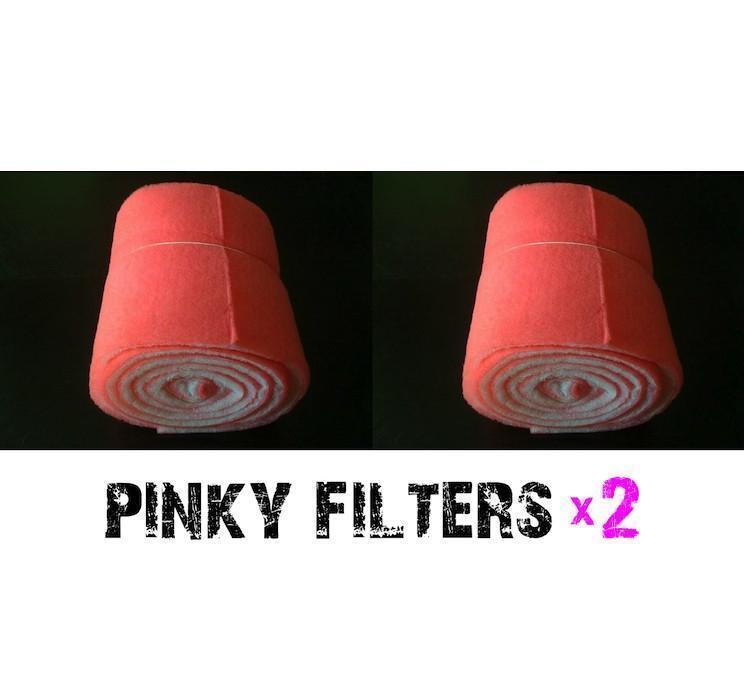 Pinky Aquarium Filters - Large (2-Pack)