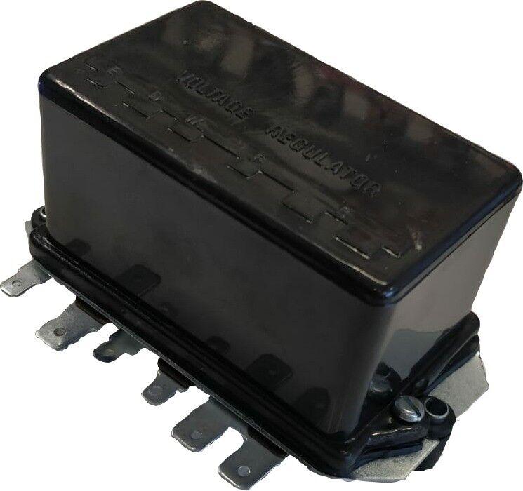 130883 DYNAMO LUCAS TYPE REGULATOR FORD RB 340 14V CUT OUT CONTROL BOX 22 AMPER