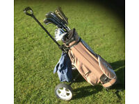 golf set going cheap