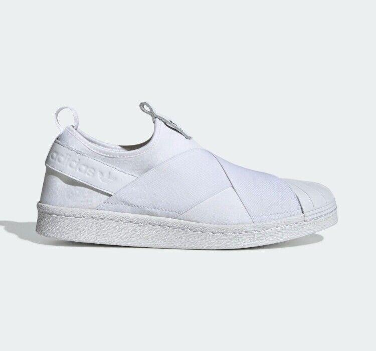 adidas Women's's Superstar Slip on Bb2119 Trainers