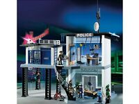 Playmobil Police Station with Alarm system (5182)