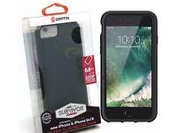 Genuine Griffin Survivor Case for Iphone 7 --Brand New--