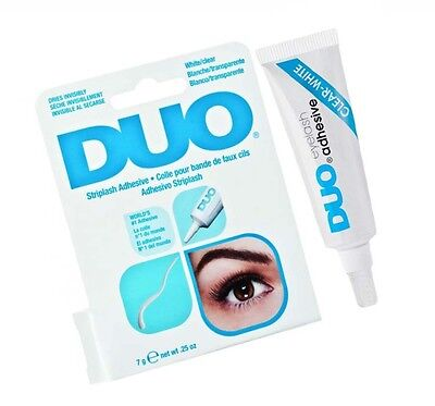 Ardell Wimpern (ARDELL EYELASH DUO ADHESIVE CLEAR FARBLOSER WIMPERNKLEBER 7G)