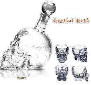 Crystal Head Vodka Shot Glasses Uk