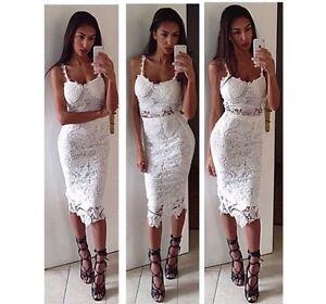 Marciano Lace dress