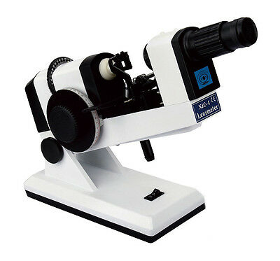 110v Ca Us Jp Optometrist Njc-4 Manual Optical Lensmeter Optical Equipment