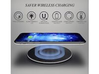 Fast wireless charger Samsung iPhone BRAND NEW
