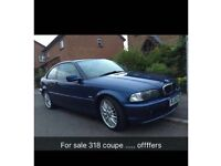 For Urgent Sale, want gone! BMW 3 Series