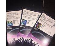 Selling ANTHONY JOSHUA vs WLADIMIR KLITSCHKO tickets x3 29th April at Wembley stadium
