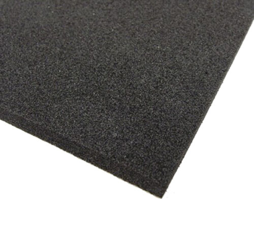 Black Foam Sheet