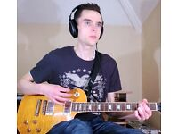 Travelling Guitar Teacher for lessons within the Guildford and surrounding areas