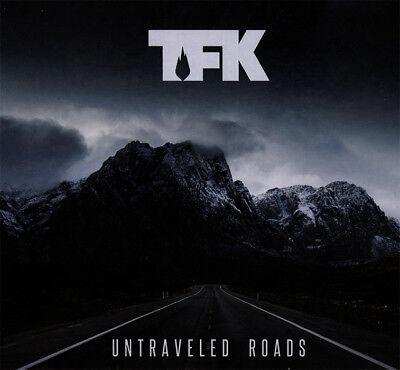 Thousand Foot Krutch • Untraveled Roads CD 2017 TFK Music •• NEW ••