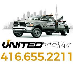 24 hours Honest Towing Service