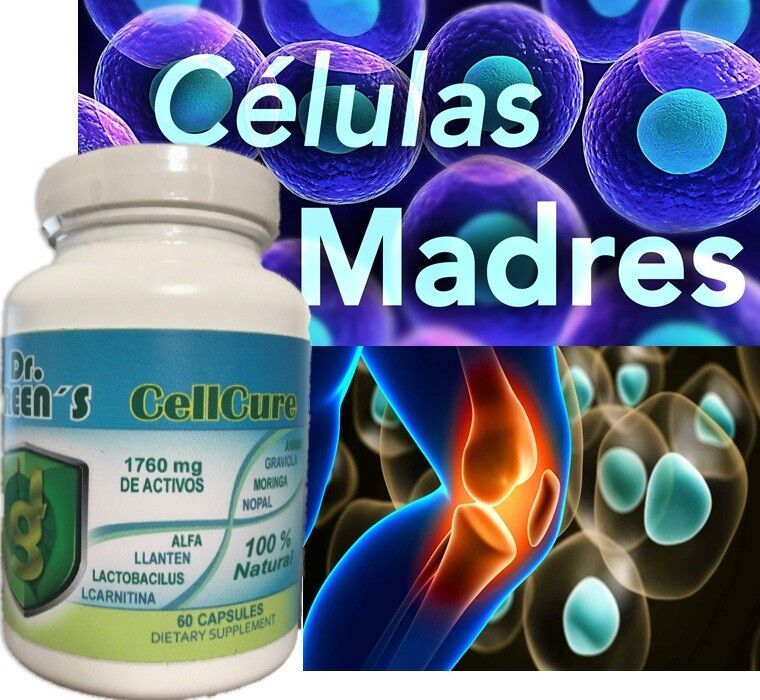 MADRE CELL PLUS CELLS STEM ALIVE, CELULAS MADRES Bio cell Stem Health Cells bio