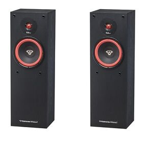 PAIR OF CERWIN VEGA SL-8 Hi Fi HOME AUDIO 8